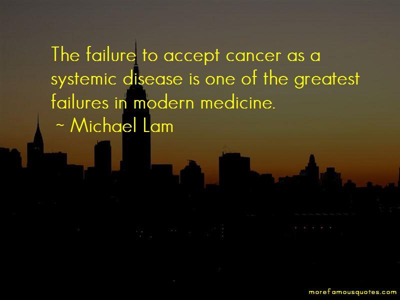 Michael Lam Quotes