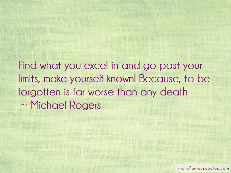 Michael Rogers Quotes Pictures 2
