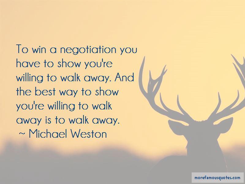 Michael Weston Quotes Pictures 3