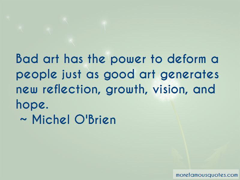 Michel O'Brien Quotes