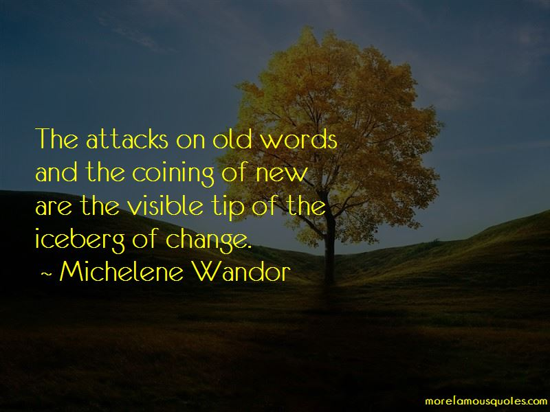 Michelene Wandor Quotes Pictures 2