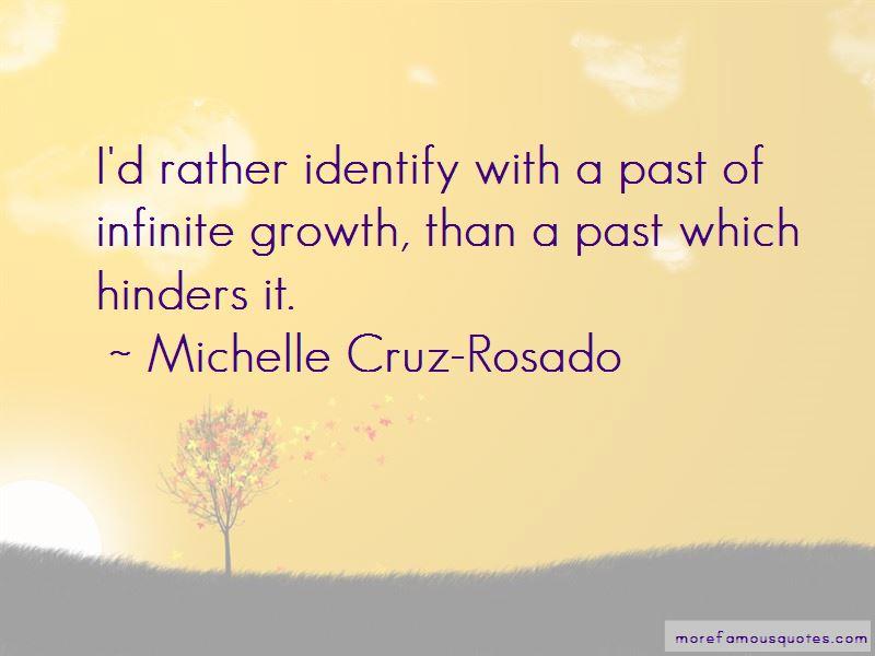 Michelle Cruz-Rosado Quotes Pictures 4