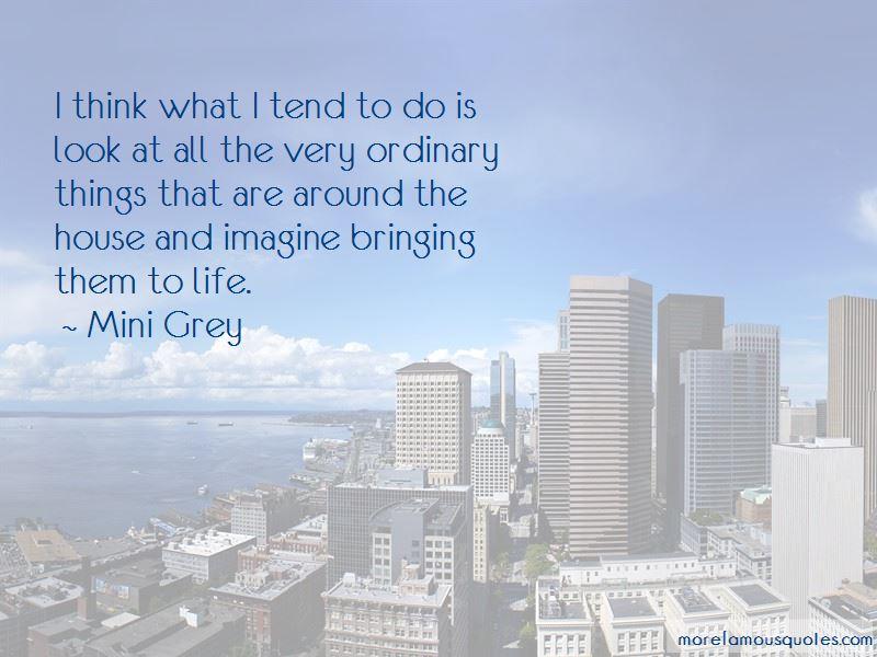 Mini Grey Quotes