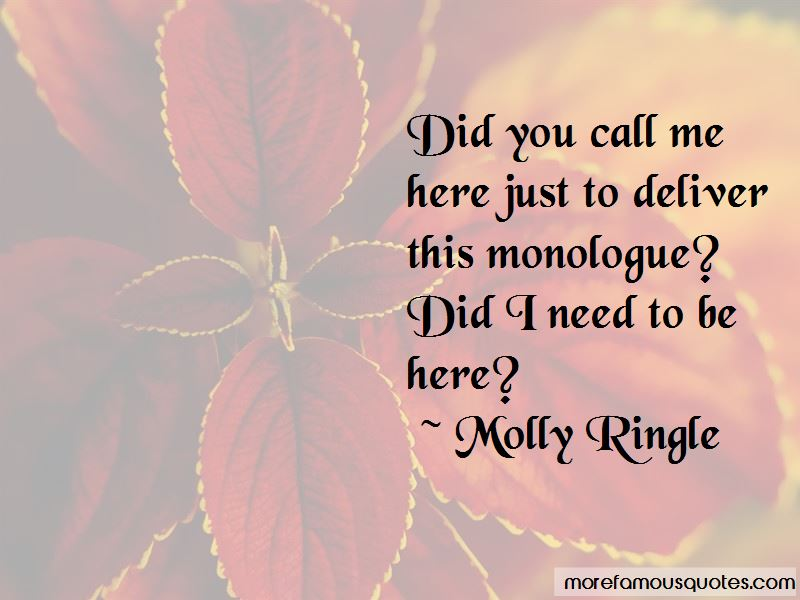Molly Ringle Quotes Pictures 2