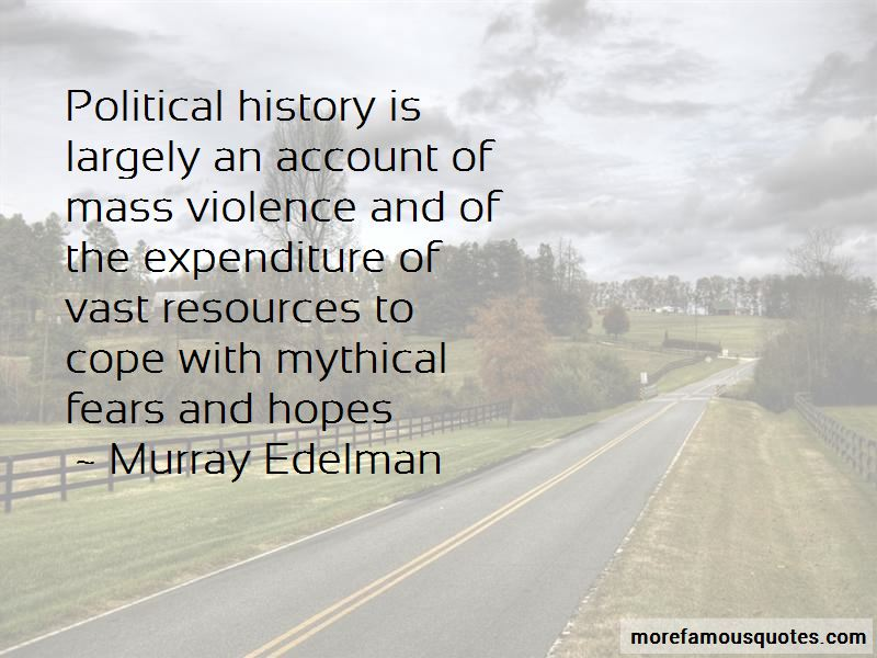 Murray Edelman Quotes Pictures 2