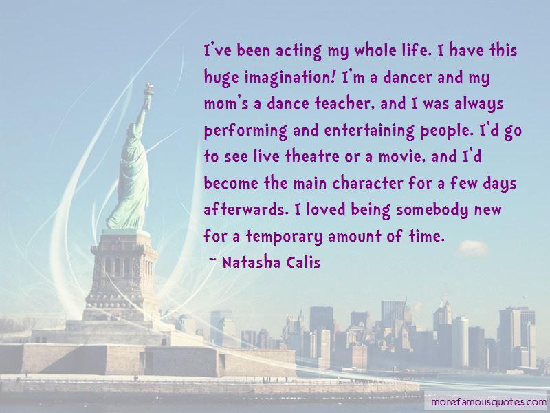 Natasha Calis Quotes Pictures 2