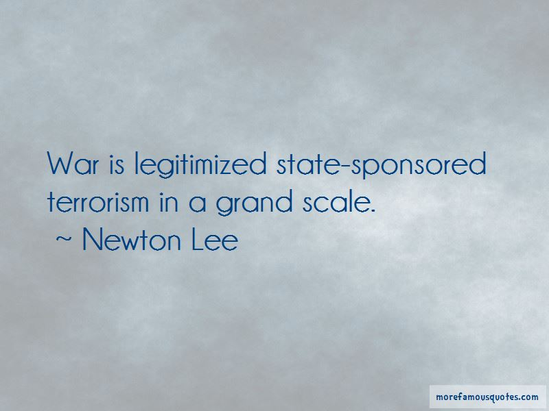 Newton Lee Quotes Pictures 4