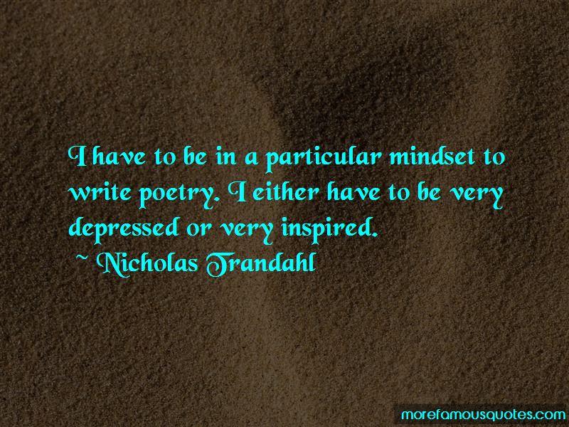 Nicholas Trandahl Quotes Pictures 4