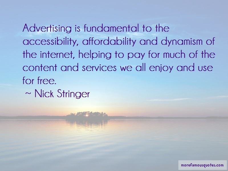 Nick Stringer Quotes Pictures 2