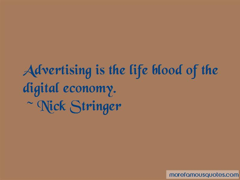 Nick Stringer Quotes
