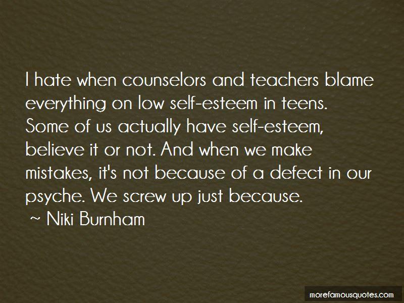 Niki Burnham Quotes Pictures 2
