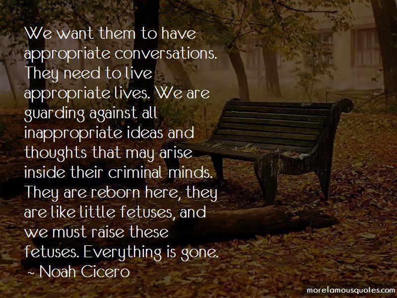Noah Cicero Quotes Pictures 4