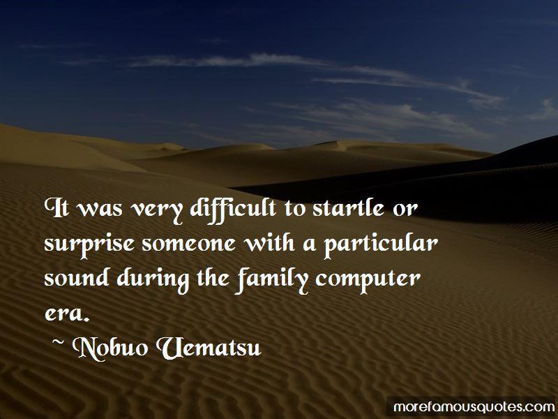 Nobuo Uematsu Quotes Pictures 3
