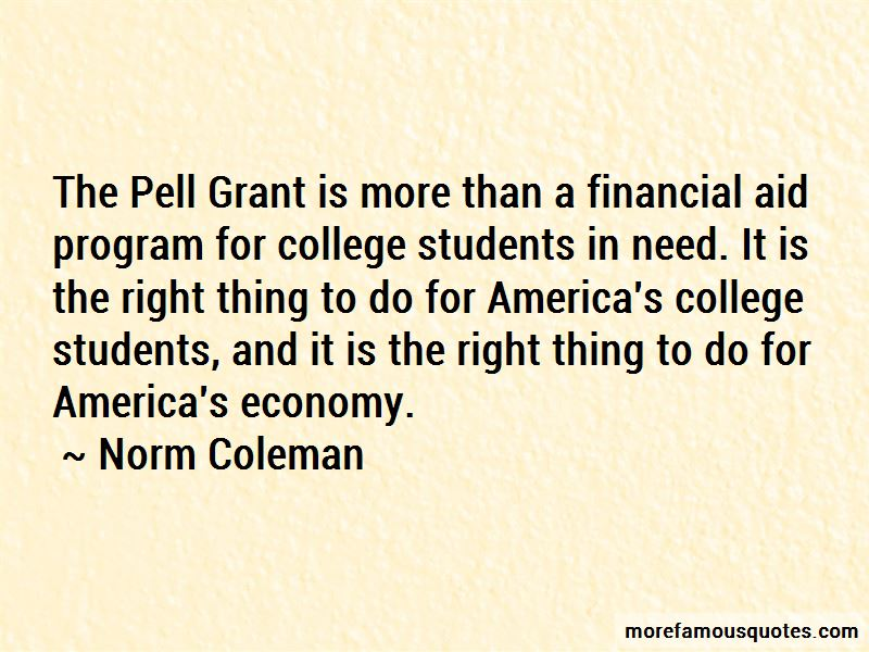 Norm Coleman Quotes Pictures 4
