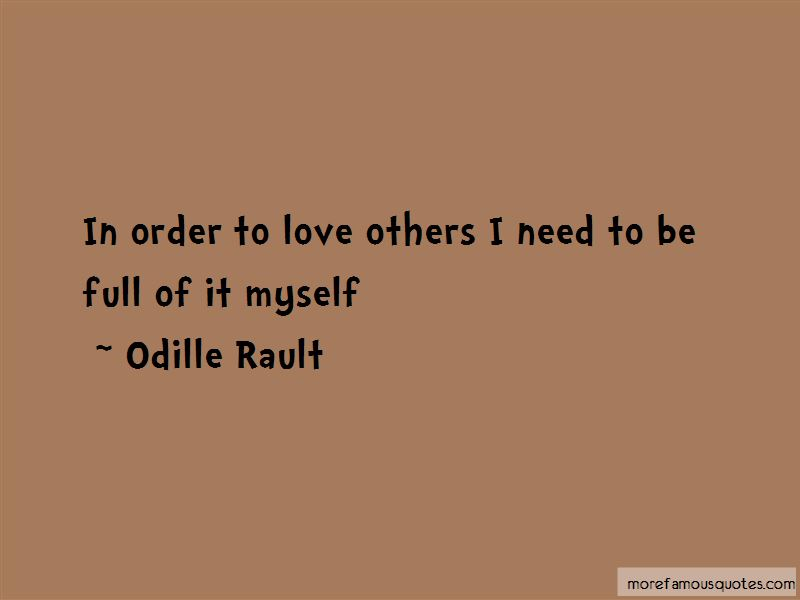Odille Rault Quotes Pictures 3