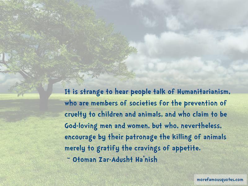 Otoman Zar-Adusht Ha'nish Quotes