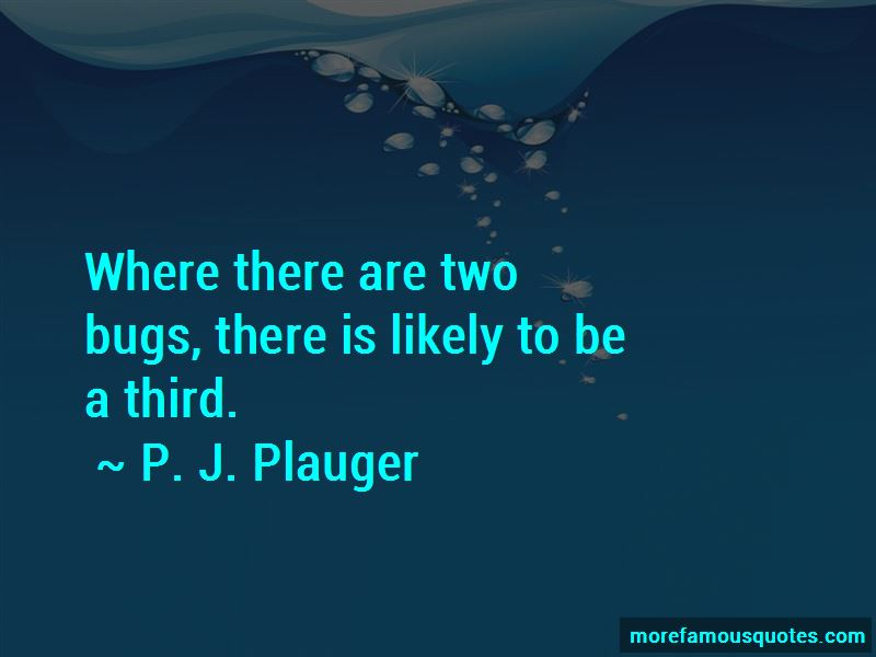 P. J. Plauger Quotes Pictures 3
