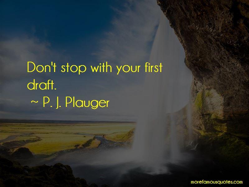 P. J. Plauger Quotes