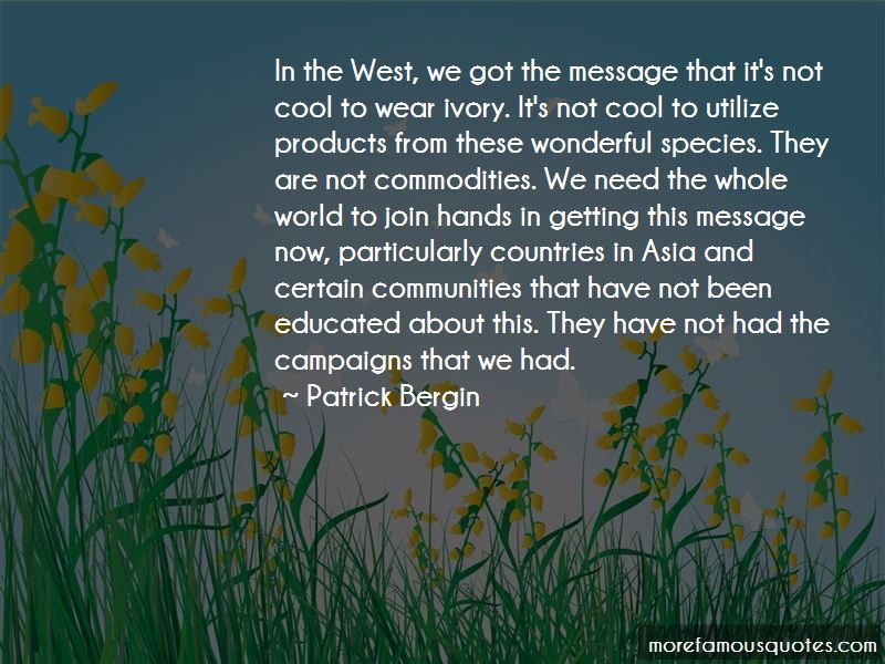 Patrick Bergin Quotes Pictures 2