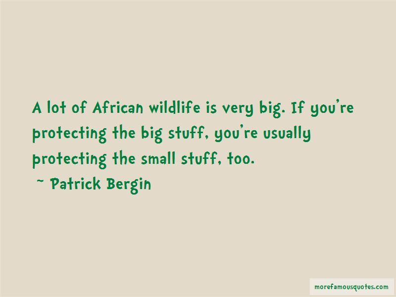 Patrick Bergin Quotes Pictures 3