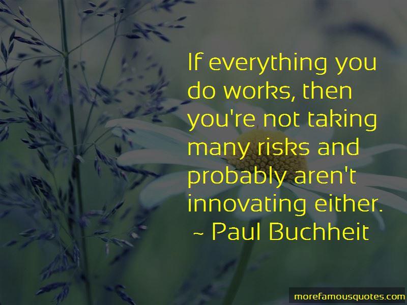 Paul Buchheit Quotes Pictures 2