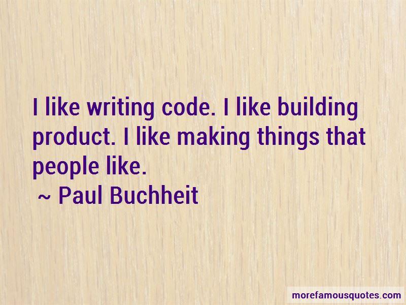 Paul Buchheit Quotes Pictures 4