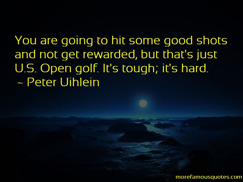 Peter Uihlein Quotes Pictures 2