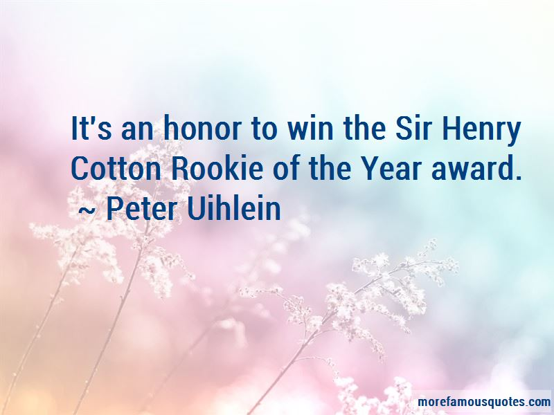 Peter Uihlein Quotes Pictures 3
