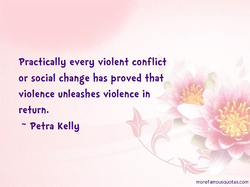 Petra Kelly Quotes Pictures 3
