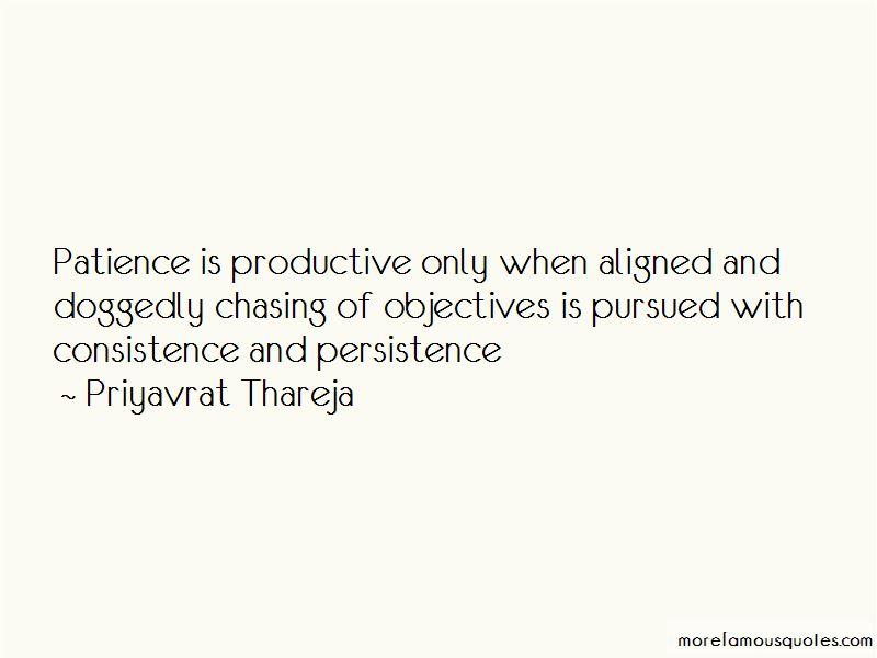 Priyavrat Thareja Quotes