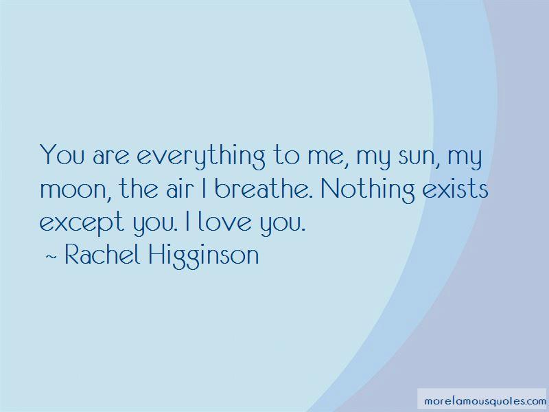 Rachel Higginson Quotes Pictures 2