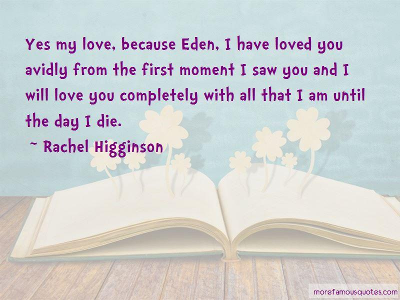 Rachel Higginson Quotes Pictures 4