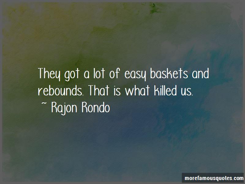 Rajon Rondo Quotes Pictures 2