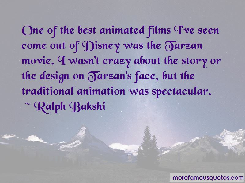 Ralph Bakshi Quotes Pictures 2