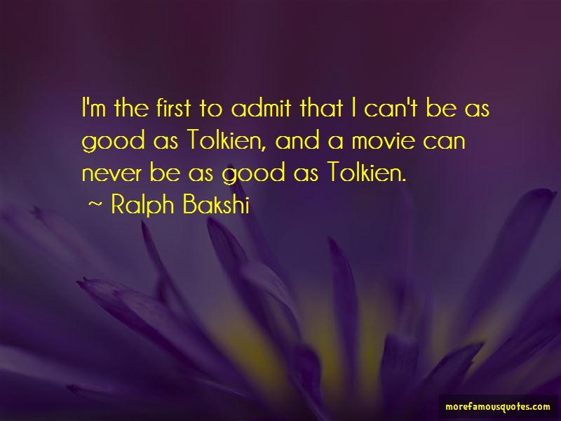 Ralph Bakshi Quotes Pictures 3