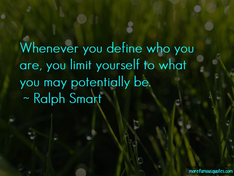 Ralph Smart Quotes Pictures 2