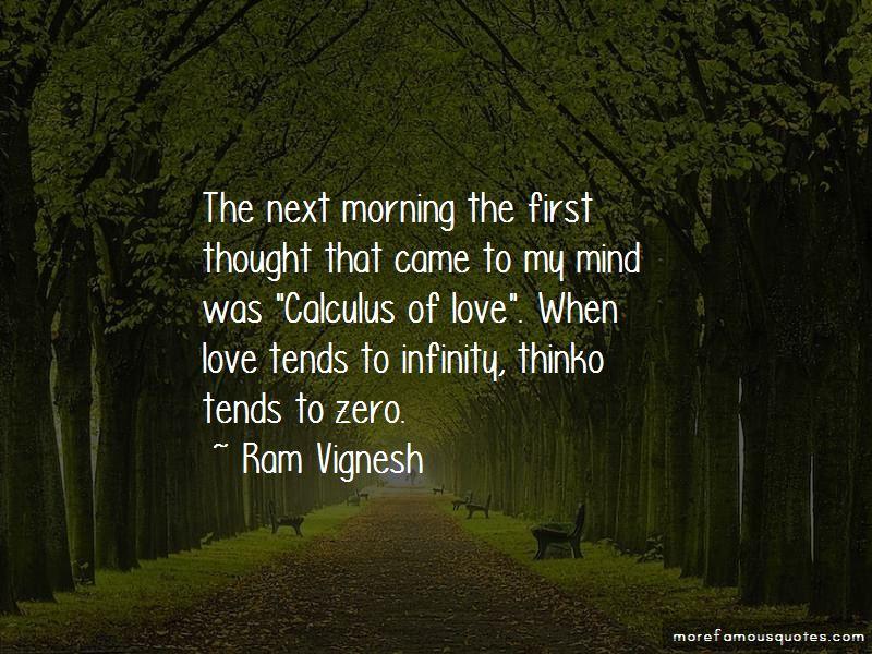 Ram Vignesh Quotes Pictures 3