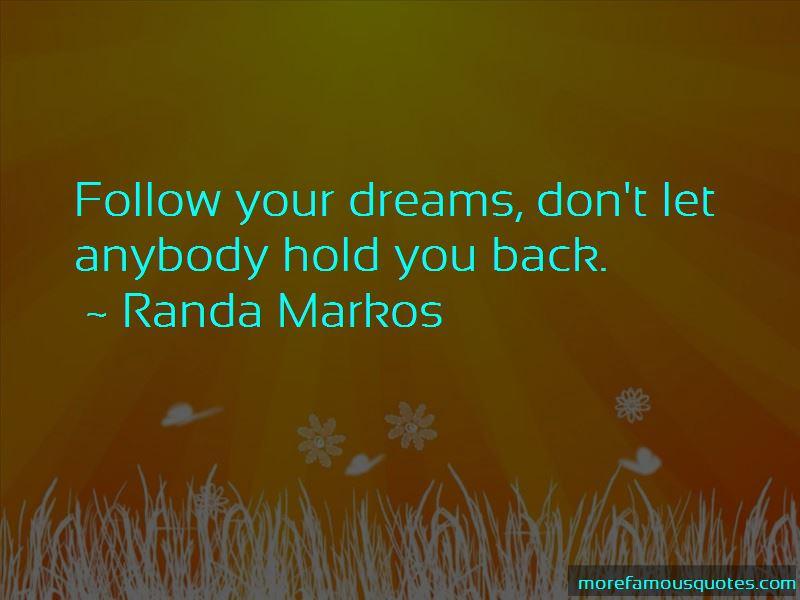 Randa Markos Quotes Pictures 3