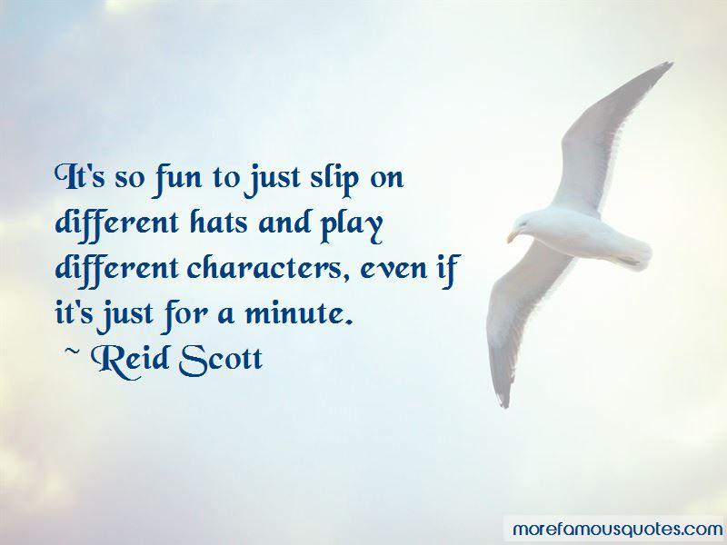 Reid Scott Quotes Pictures 4