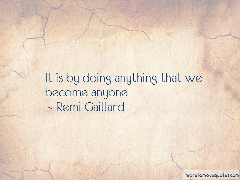 Remi Gaillard Quotes Pictures 2