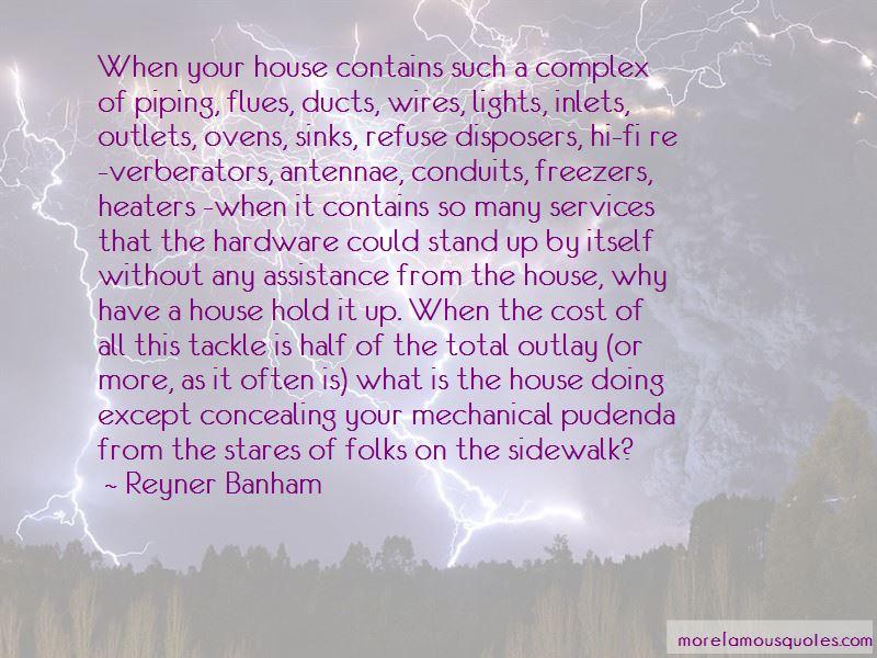 Reyner Banham Quotes
