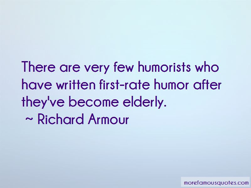 Richard Armour Quotes Pictures 2
