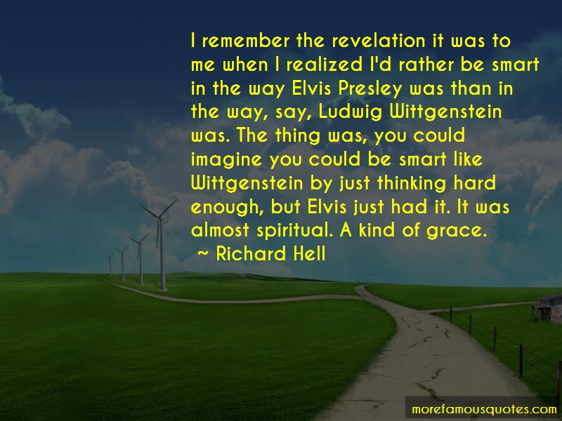 Richard Hell Quotes Pictures 3