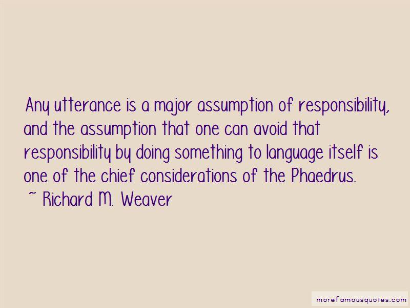 Richard M. Weaver Quotes Pictures 2