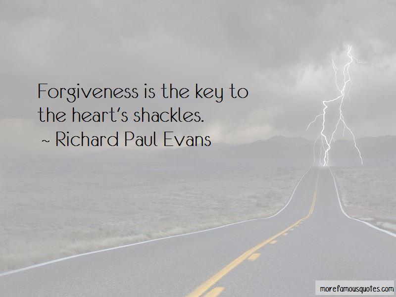 Richard Paul Evans Quotes