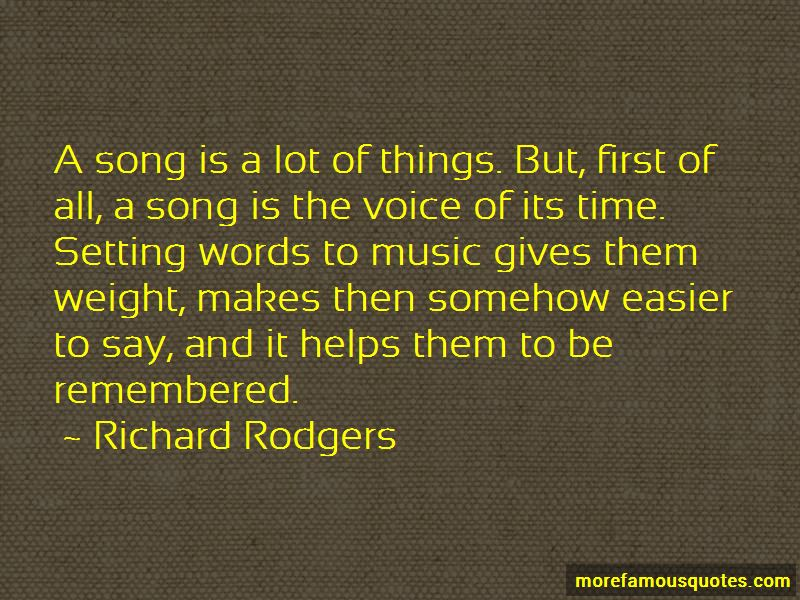 Richard Rodgers Quotes Pictures 3