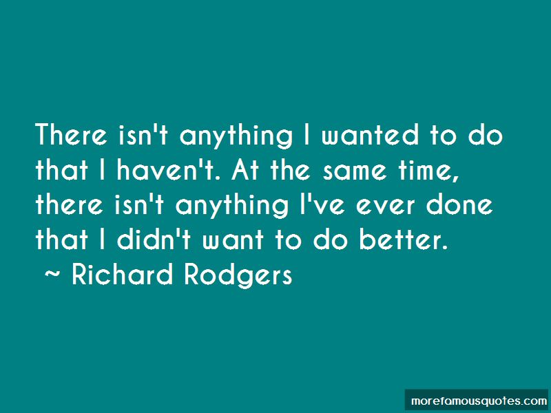 Richard Rodgers Quotes Pictures 4