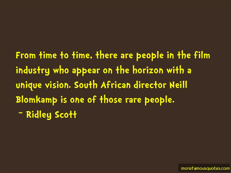 Ridley Scott Quotes Pictures 2
