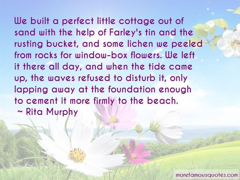 Rita Murphy Quotes