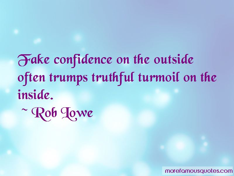 Rob Lowe Quotes Pictures 2